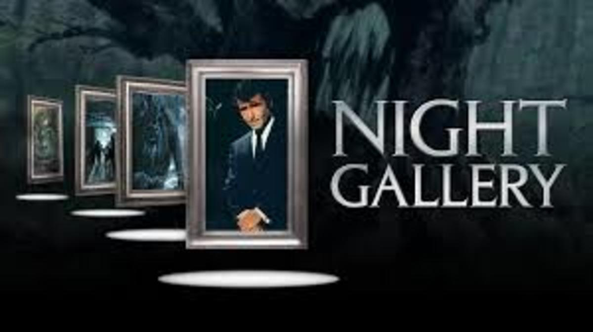 Not Your Twilight Zone: Rod Serling's Night Gallery