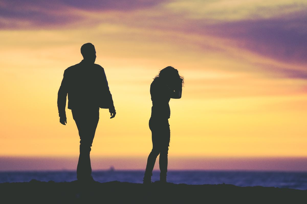 When marriage goes awry