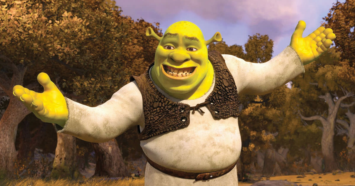 Shrek was the first CG animated film to truly challenge Pixar's dominance of the genre with excellent visuals and an all-star cast.