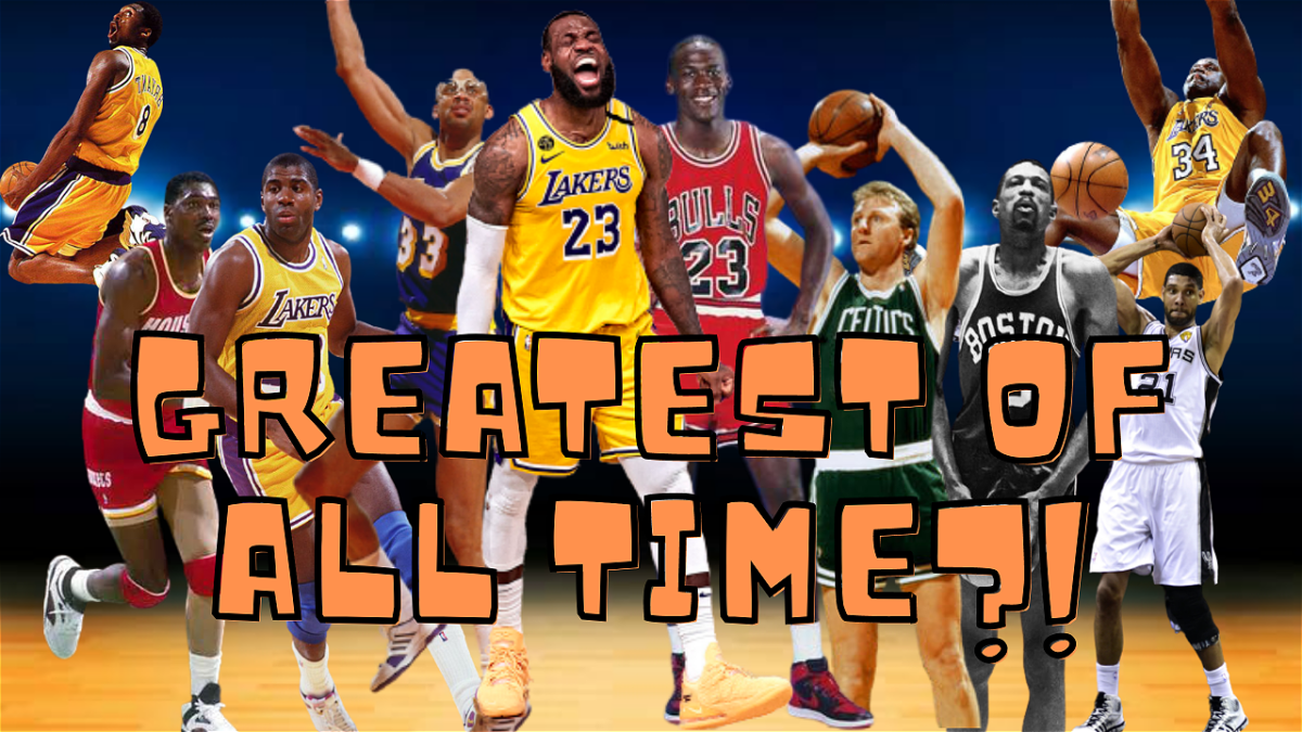 Who is the Greatest Basketball Player of All Time?