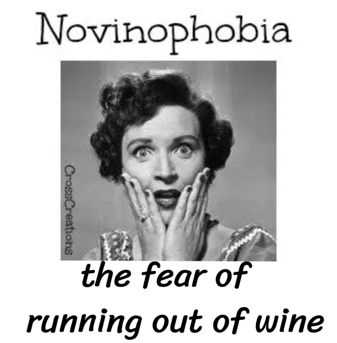 No more wine? OMG!