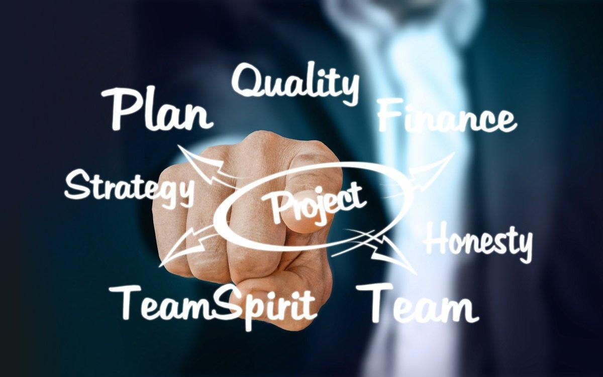 Develop a plan as a teammate of the person seeking a job.
