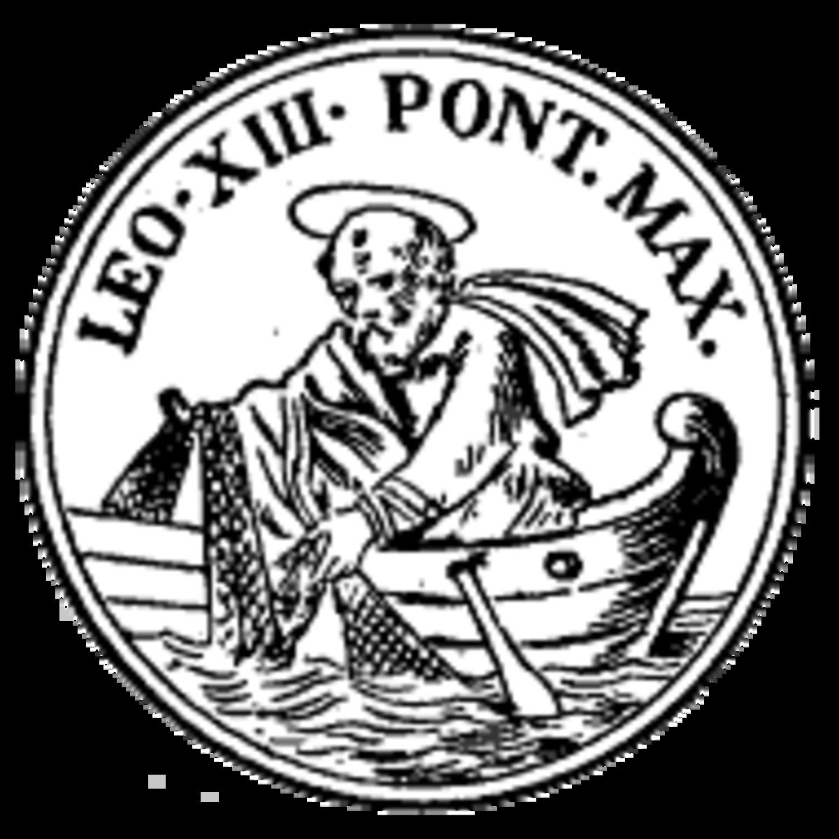 Pope Leo X III