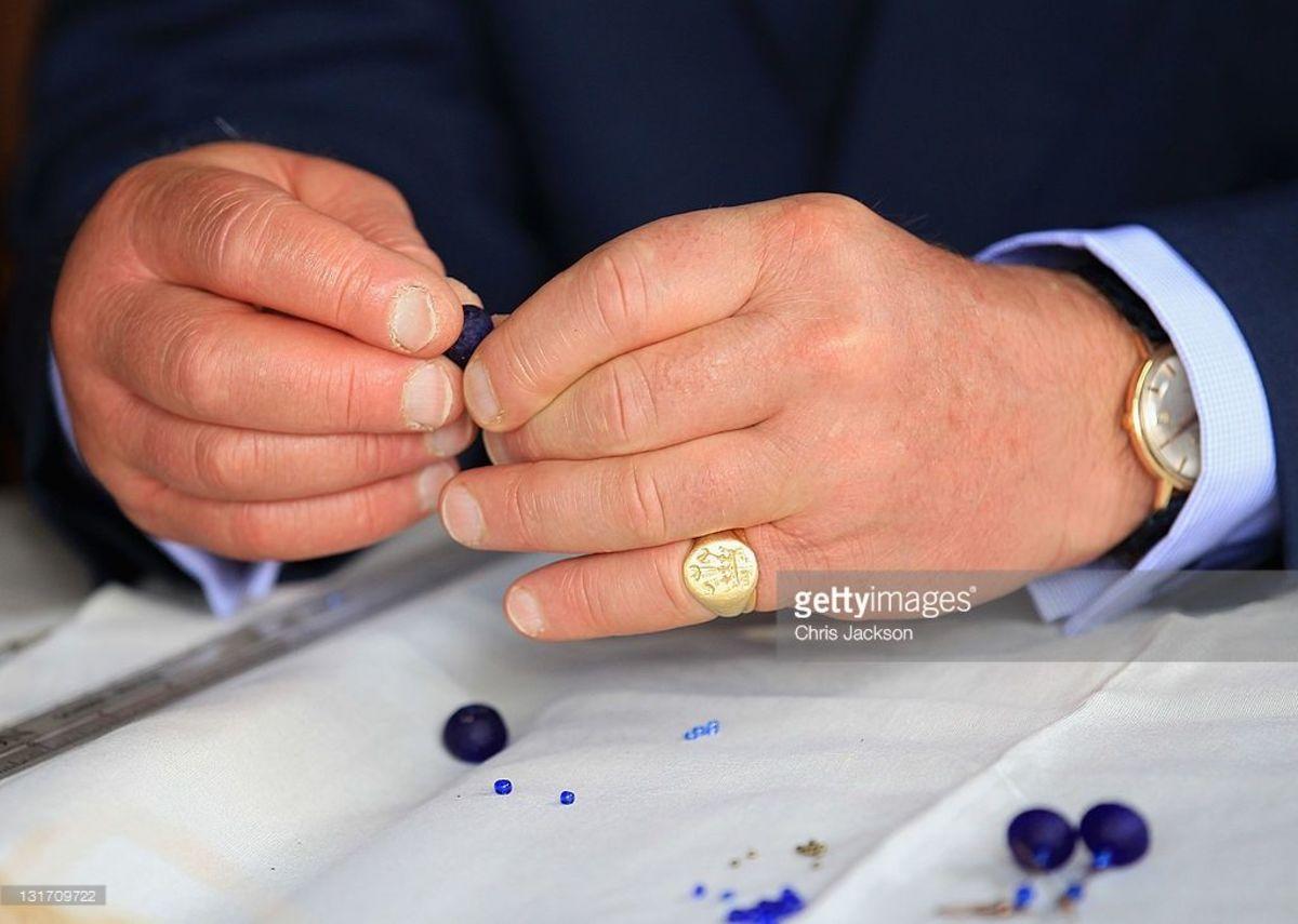 Prince Charles Signet Ring