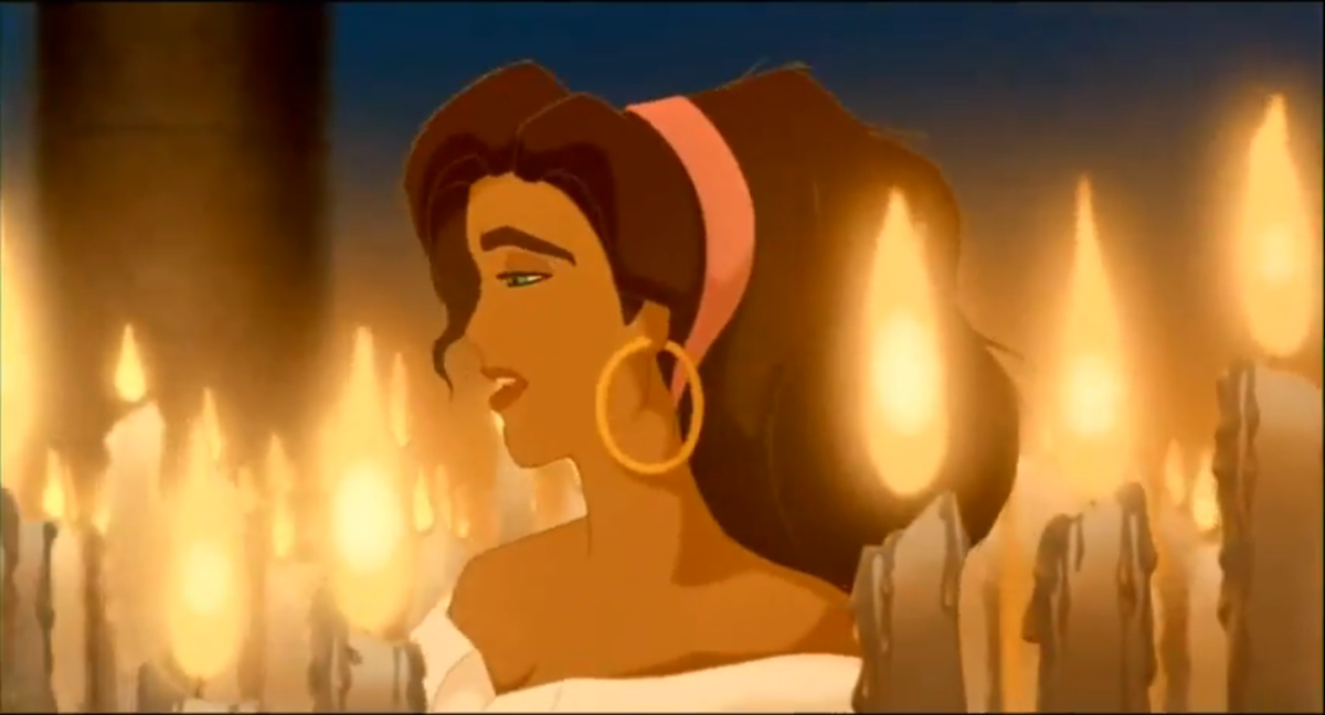 The 5 Best Esmeralda from the Hunchback of Notre Dame