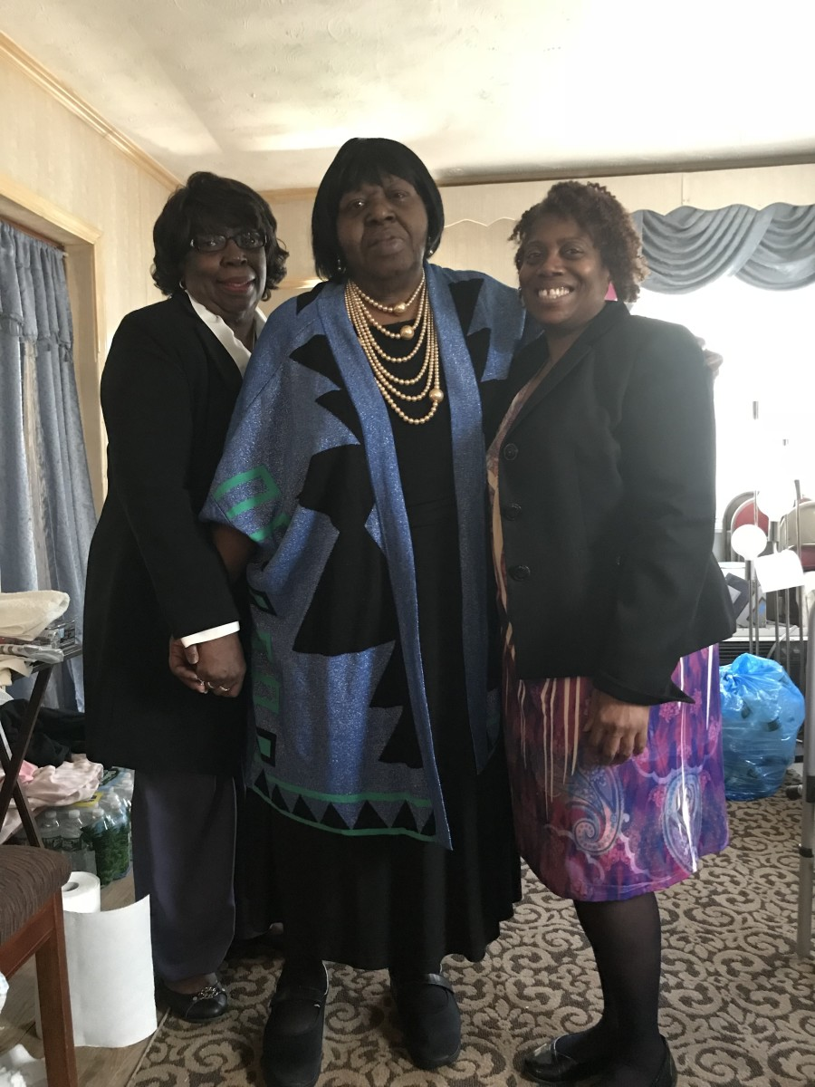 Aunt Dot, Ma Brown, and Me