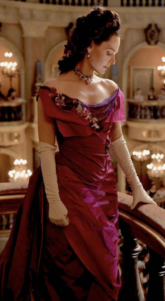 Elizaveta Boyarskaya as Anna Karenina in Anna Karenina: Vronsky's Story