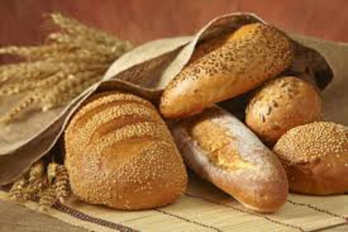 The Word of God, the Bread of Life