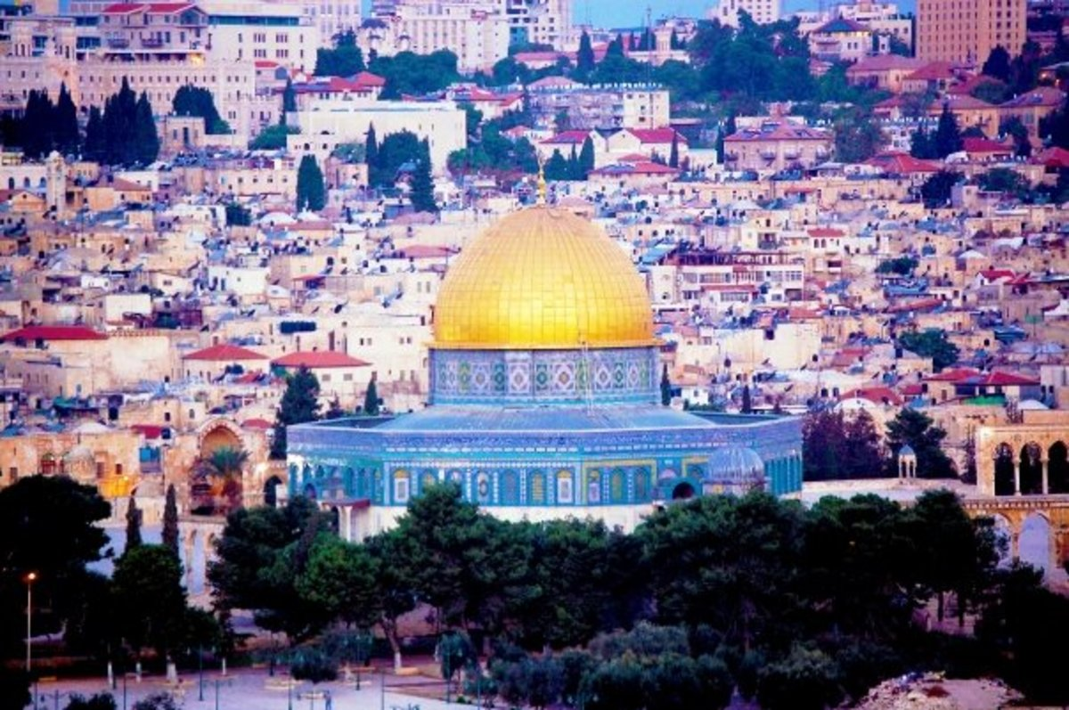 My Visit to Jerusalem