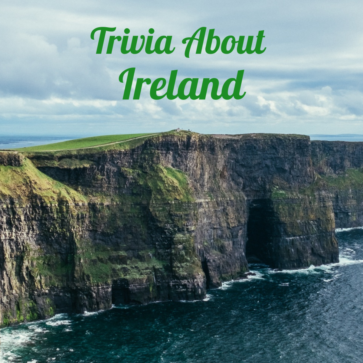 Trivia perfect for St Patrick's day or any Irish-themed event