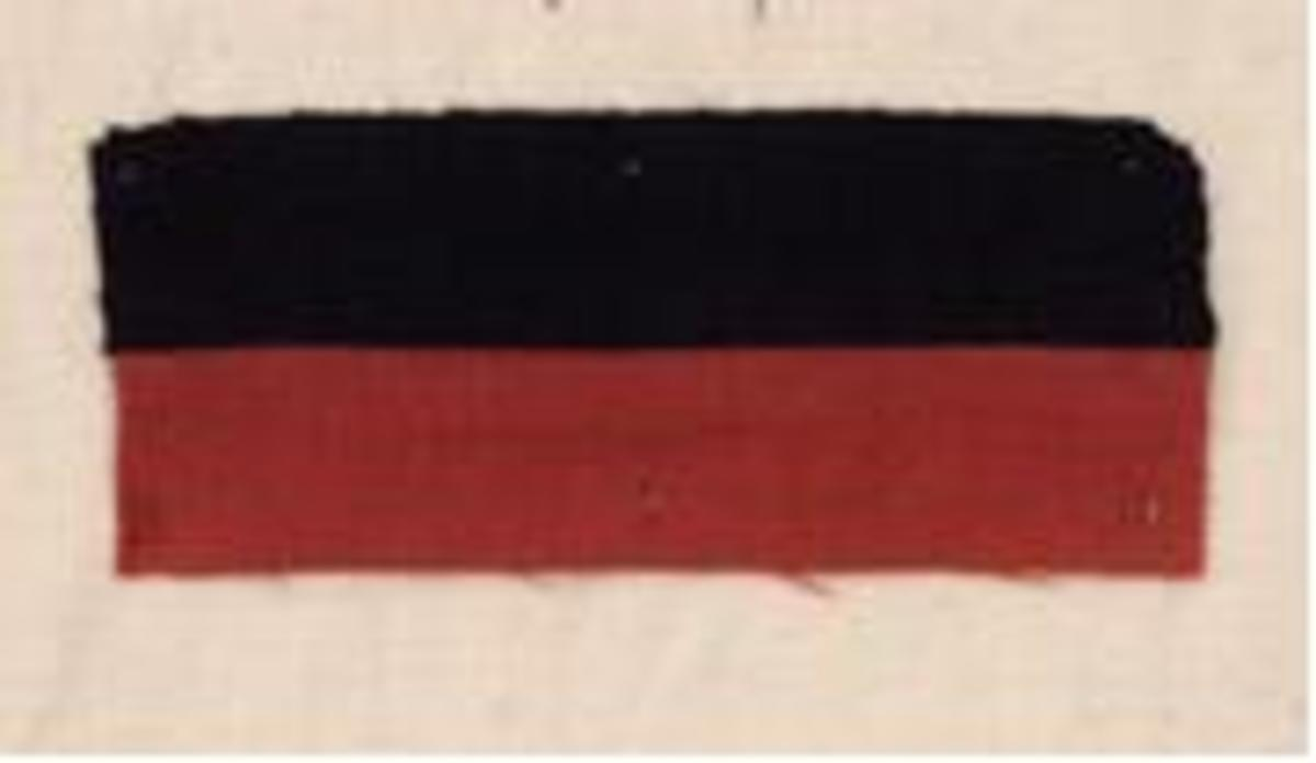 Colour patch of the 5th Battalion