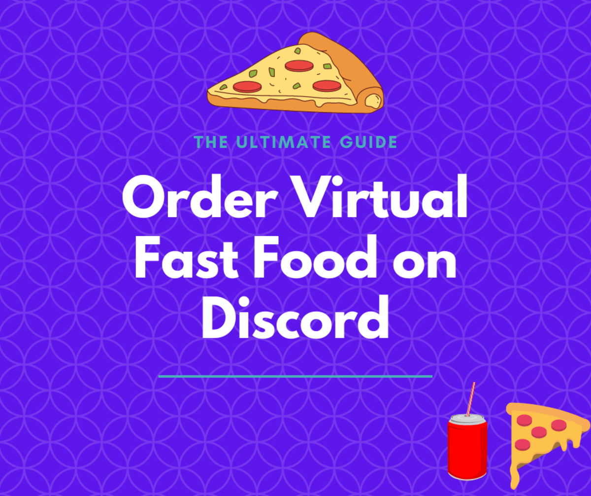 In this guide, I'll be taking a look at how to order virtual fast food via Discord.