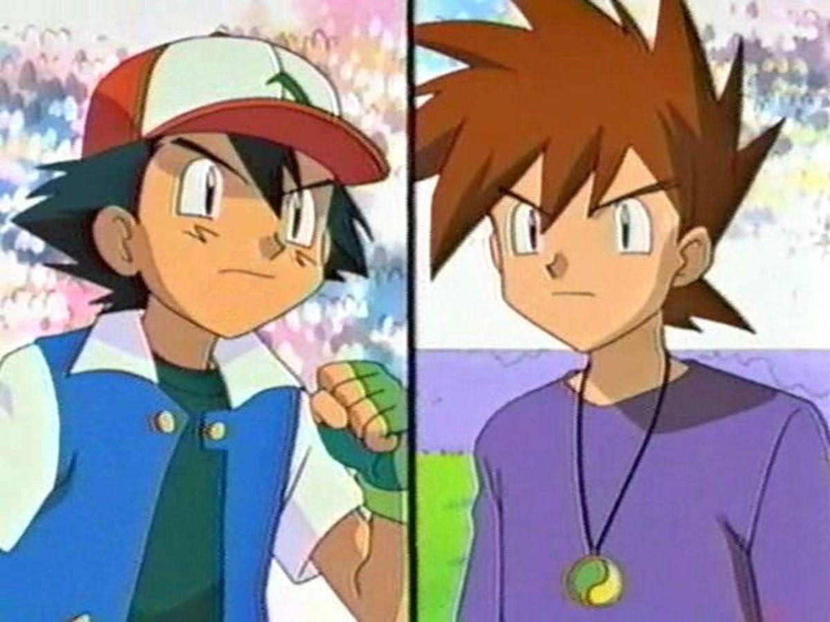 Ash and Gary