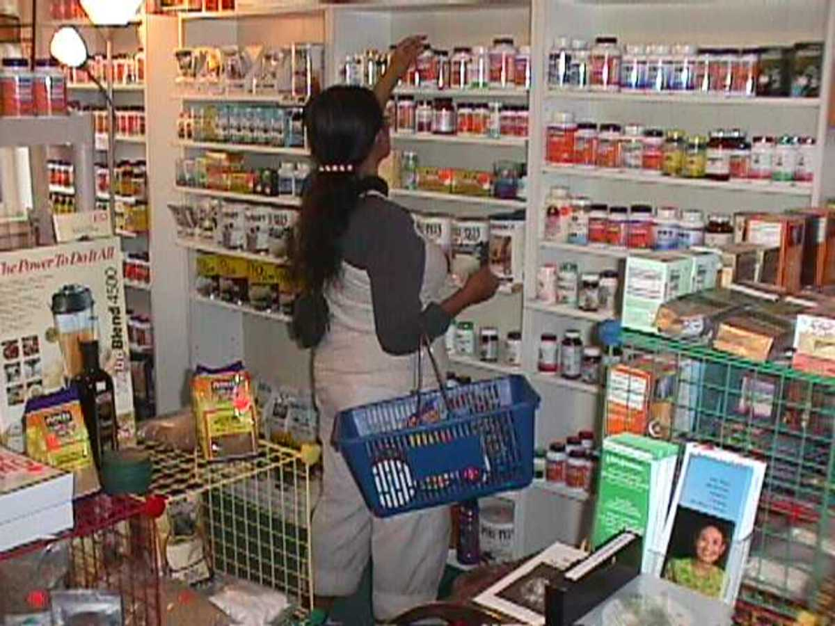 The cure for the ebola virus is not likely to be found in your local health store.