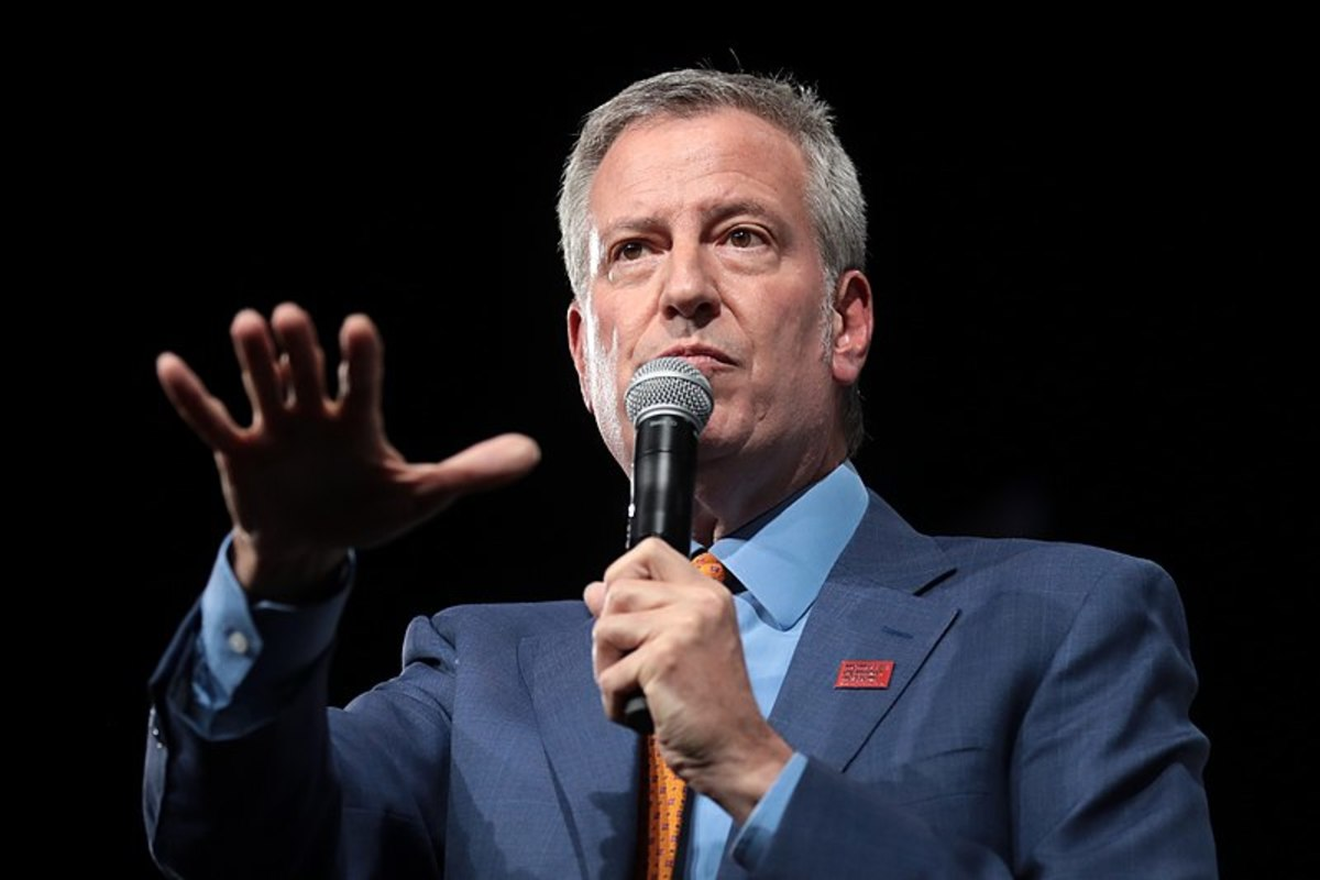 Is New York Ready for a Governor de Blasio?