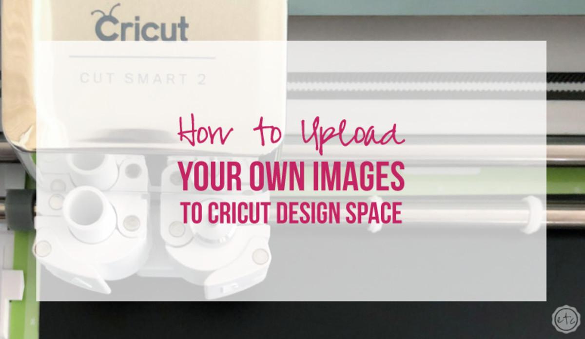 Uploading Digi Stamps is easy in Cricut Design Space