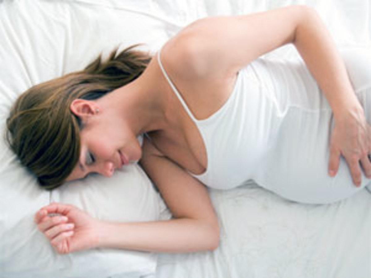 take proper rest during pregnancy
