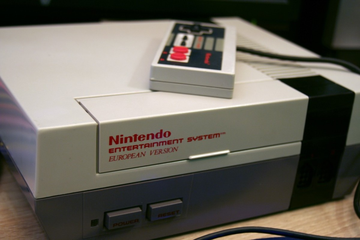 My First Console