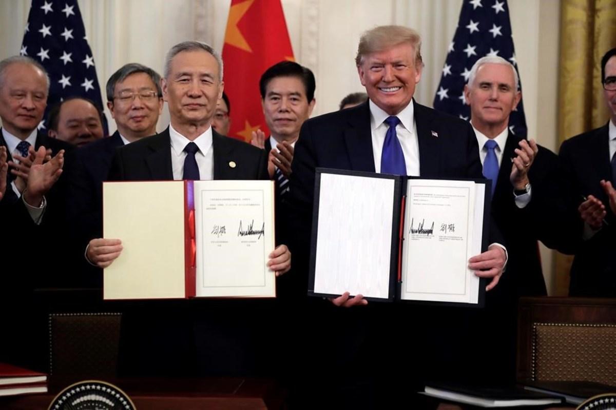 U.S./China Trade Deal