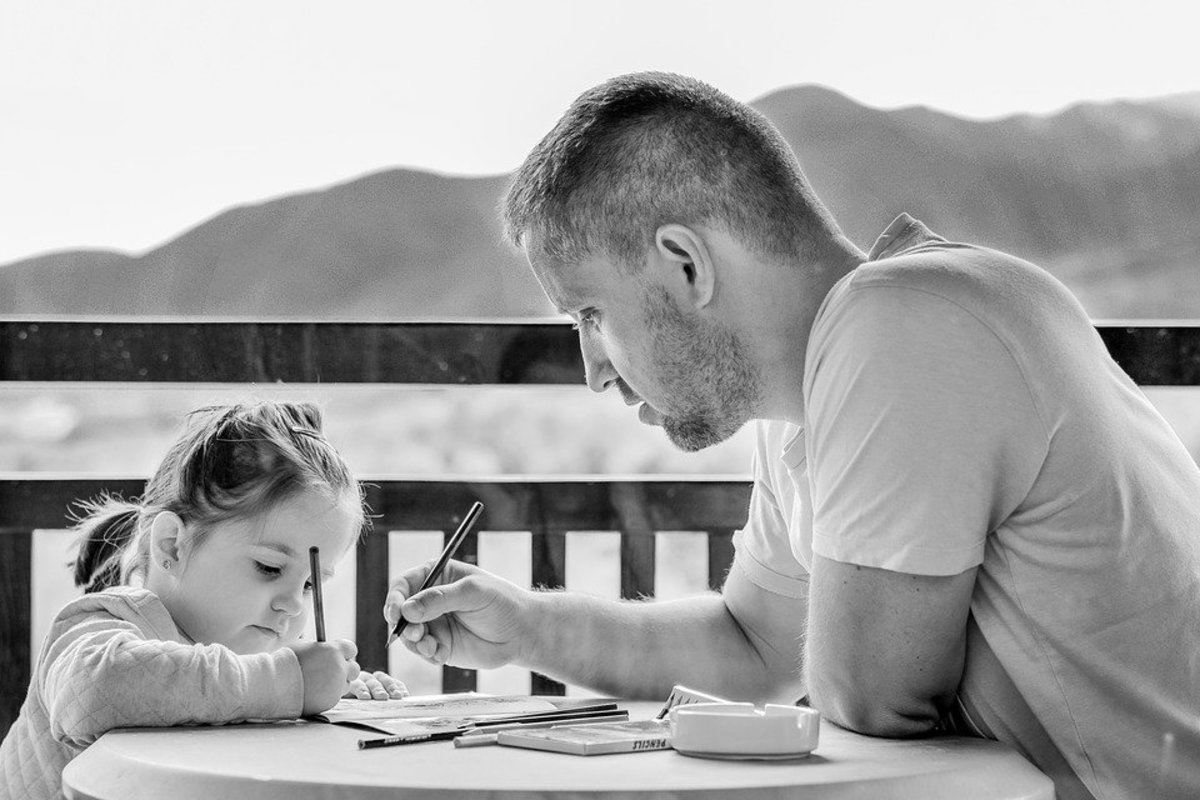 Recognise Real Fathers, Don't Be a Deadbeat Dad.