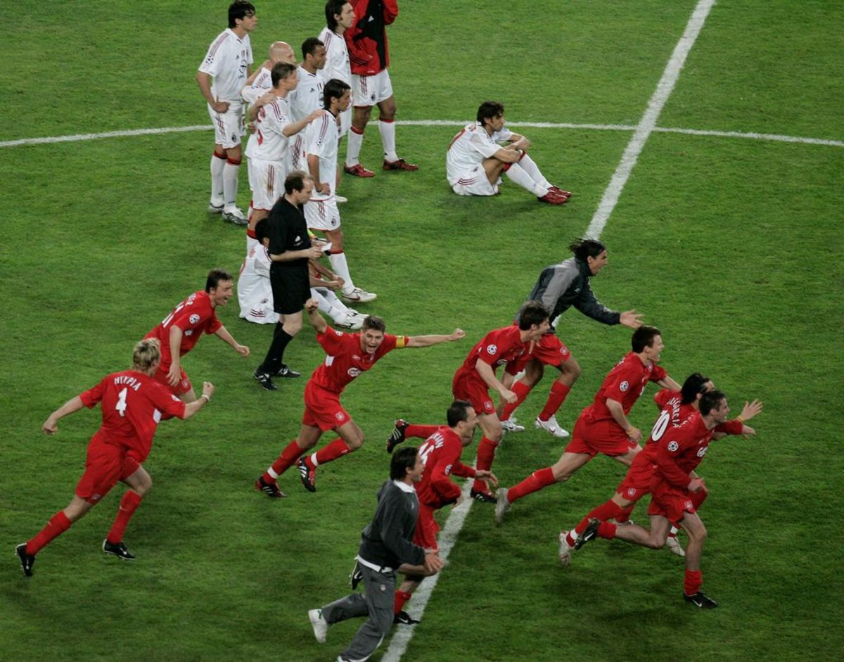 The Most Memorable UEFA Champions League Final of All Time