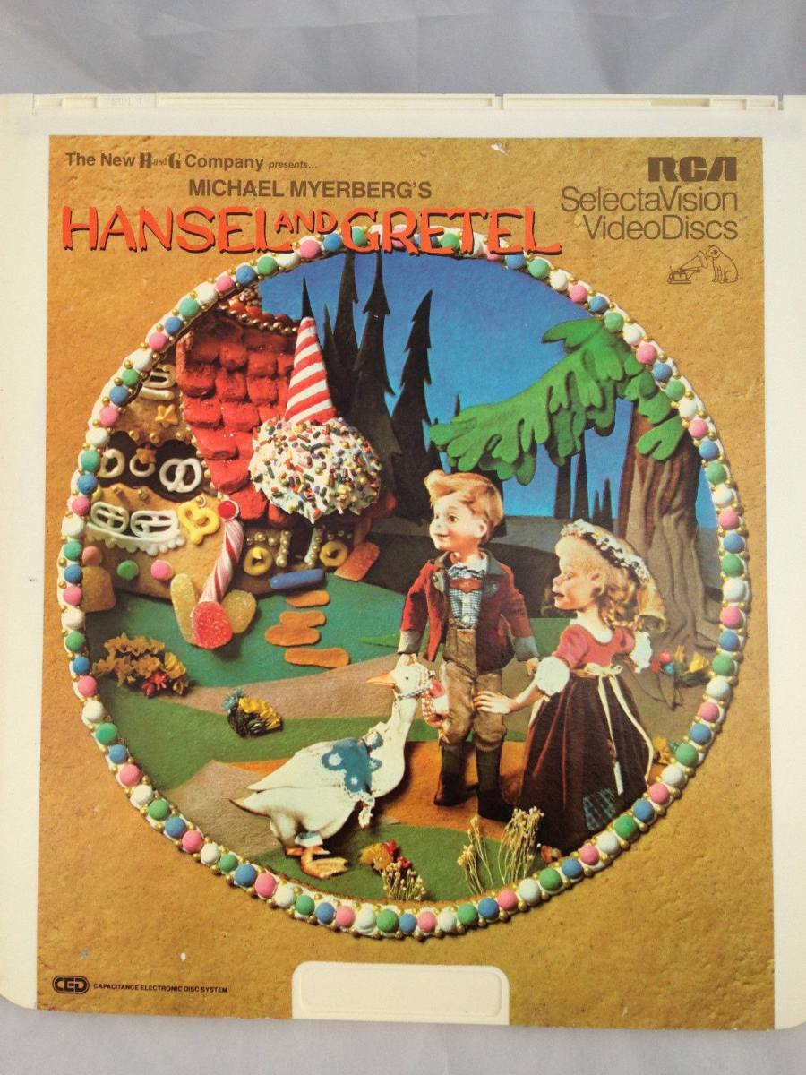 ... With brilliant imagination and technical wizardry, this 1954 feature film used stop-action animation, and hand-sculpted dolls and sets to create a fantasy land of unearthly beauty. Set to Engelbert Humperdinck's classic 1892 opera, sung by some o