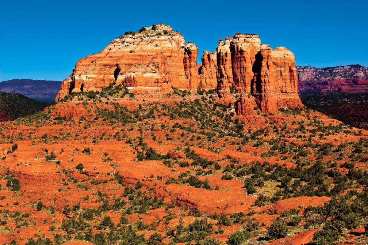 Red Rock country is a tour or hikes in Sedona, Arizona. Take a road trip to Sedona and pass across a spectacular show of nature and history surrounded by towering red rocks.