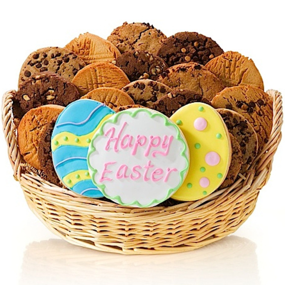 Easter Egg Cookie Gift
