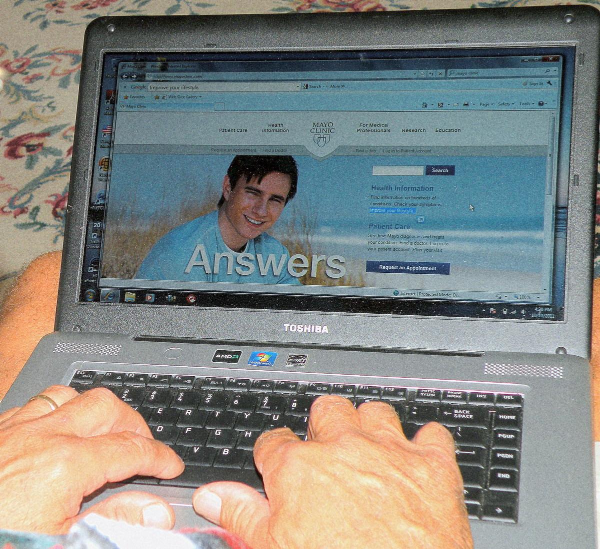 Cyberchondria - Hypochondria and Internet Addiction