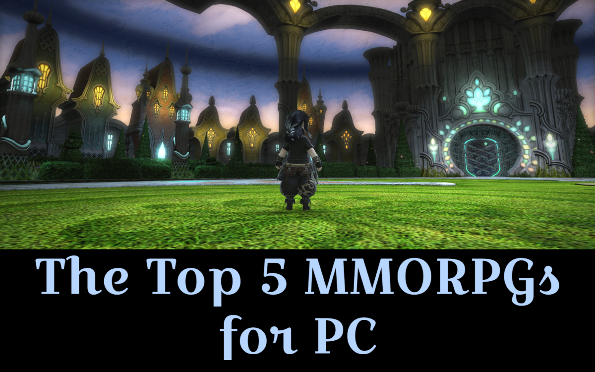 Read on for the best MMORPGs for PC!