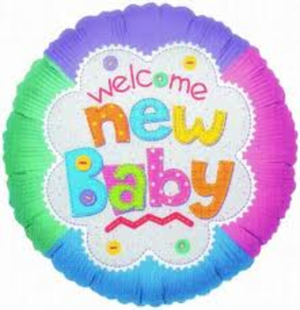 Checklist of Things a Baby Needs - Preparing for a New Baby