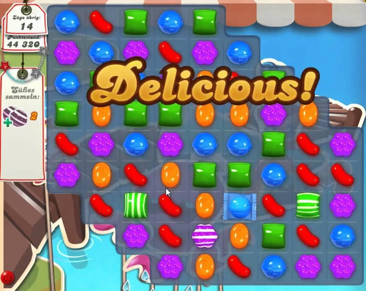 Yummy... Candy Crush