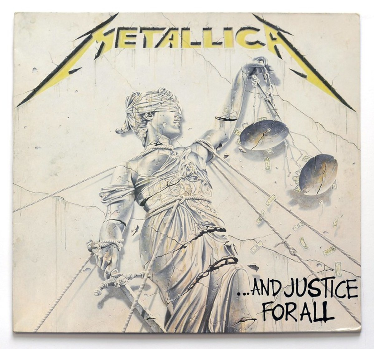 """Metallica: """"And Justice for All"""""""