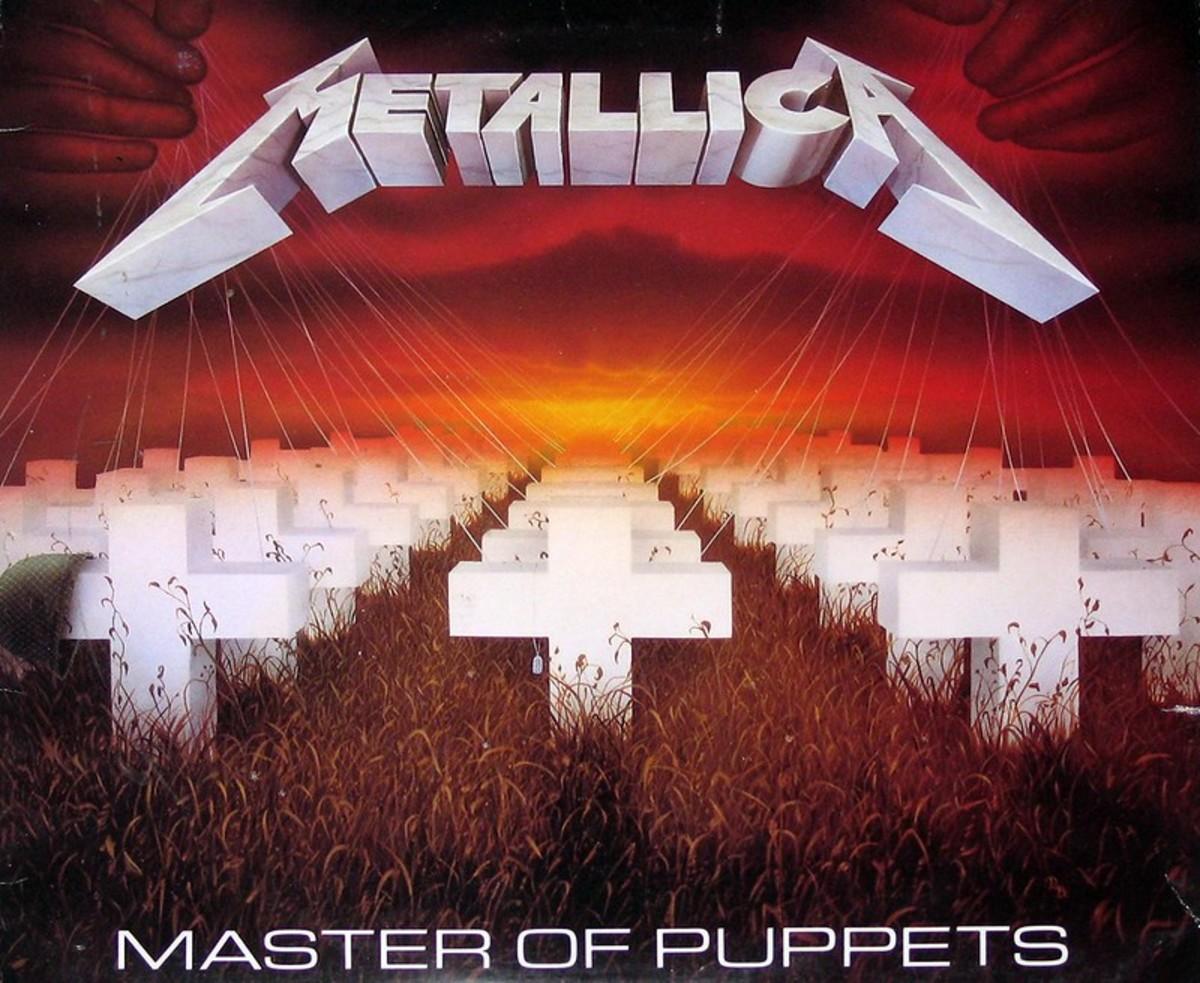 "Metallica: ""Master of Puppets"""
