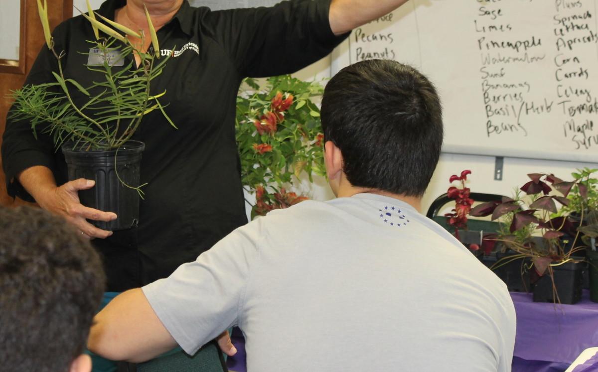 Horticulture Guest Speaker