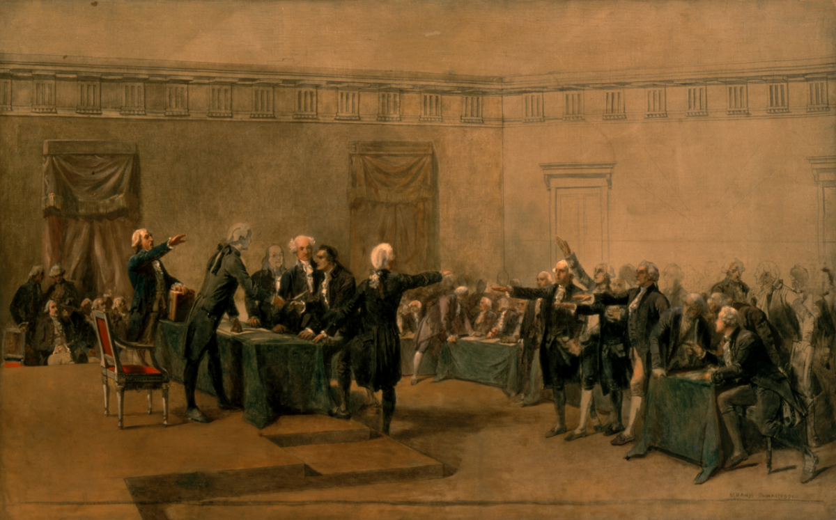 A Time for Boldness: Calling All Constitutionalists; the Spirited and the Bold
