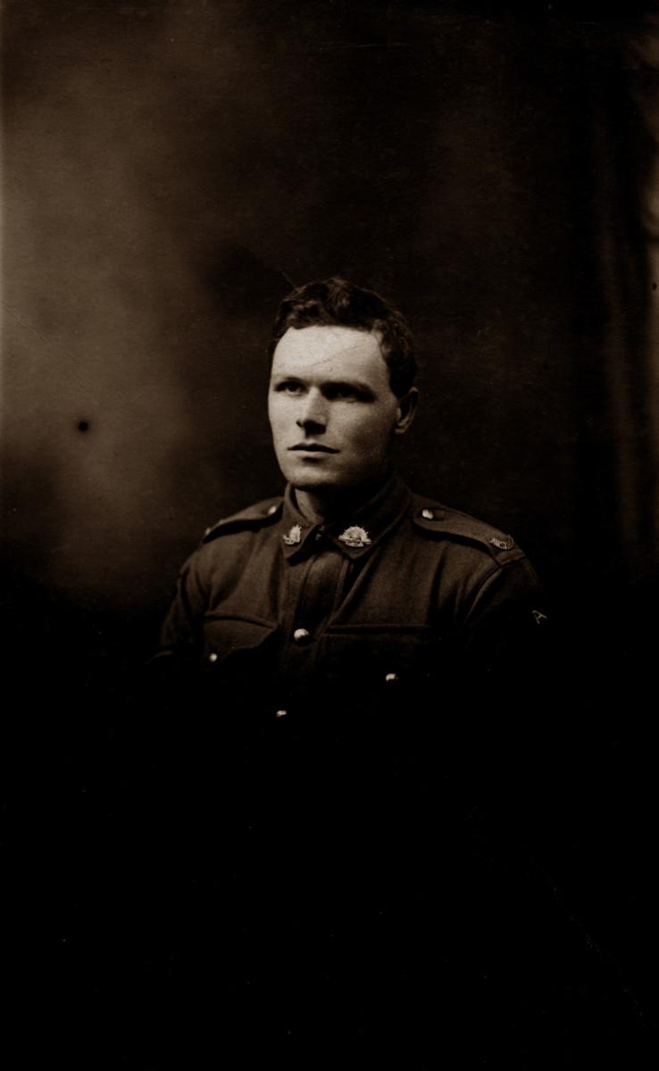 My great grandfather, Reginald Trevor