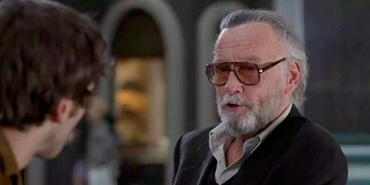 Stan Lee in Kevin Smith's Mallrats