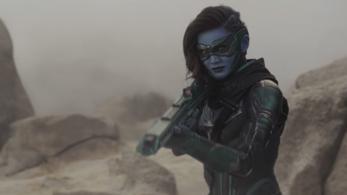 Gemma Chan is the Kree warrior, Minn-Erva