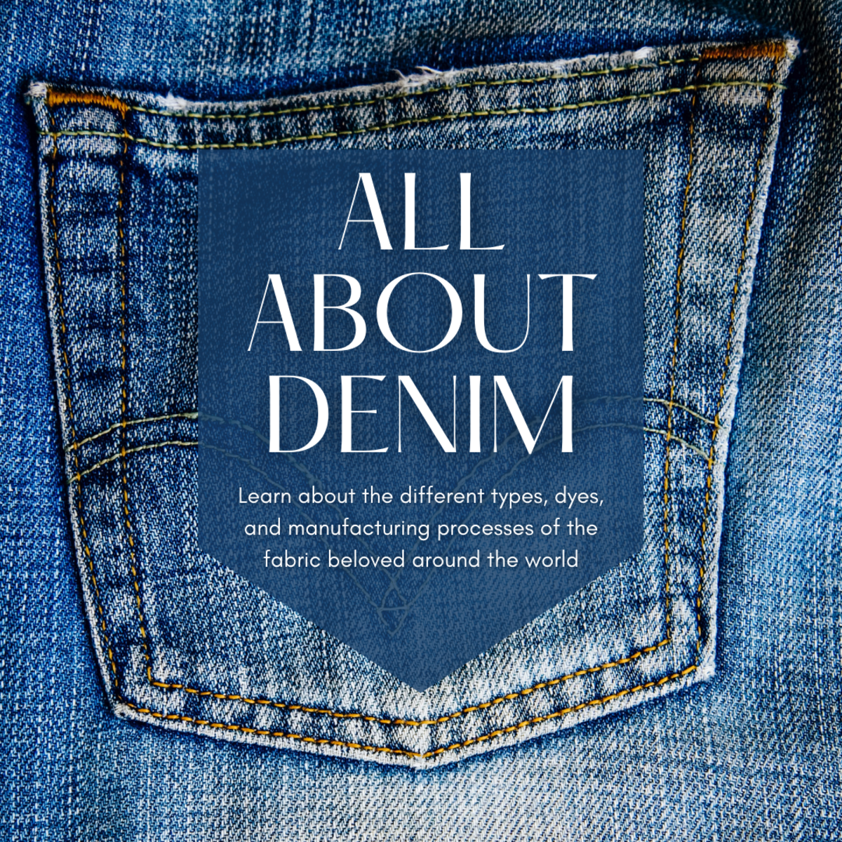 This article will break down everything you need to know about denim, one of the world's most beloved fabrics, including its history, types, properties, dyes, manufacturing processes, uses and care instructions.