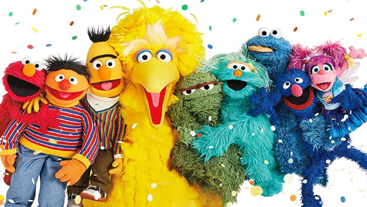 """In 1969, the acclaimed children's TV series, Sesame Street, premiered on PBS. Currently in its 51st season, the show combines """"live-action, sketch comedy, animation, and puppetry."""""""