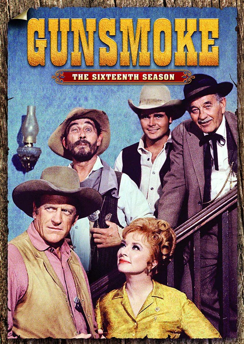 In 1969, Gunsmoke was a popular television show.