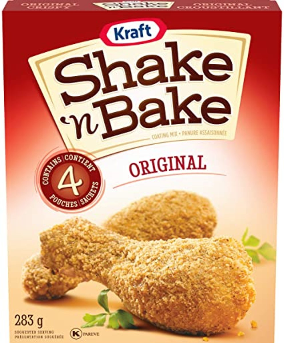 In 1969, Shake 'n Bake was all the rage.
