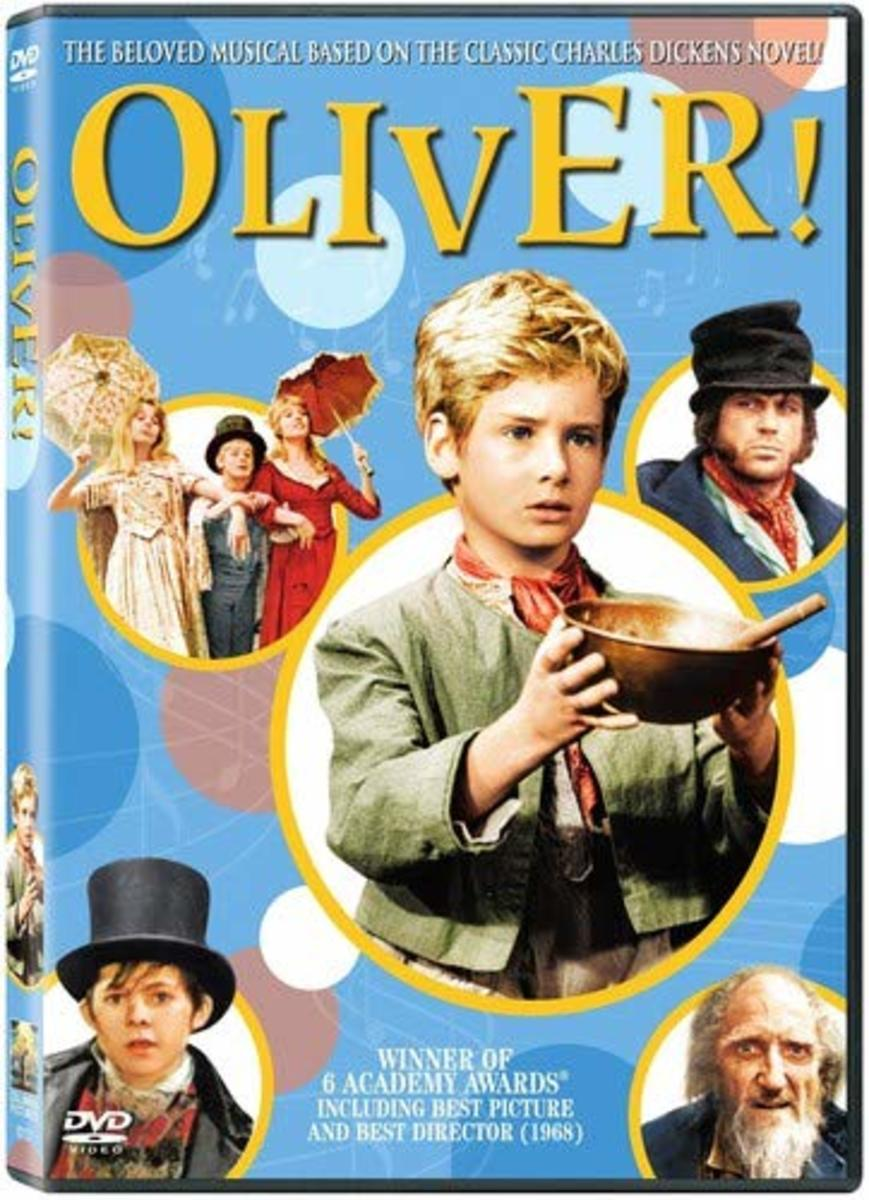 In 1969, Oliver! won six Academy Awards, including Best Picture, Best Director, and Best Original musical.