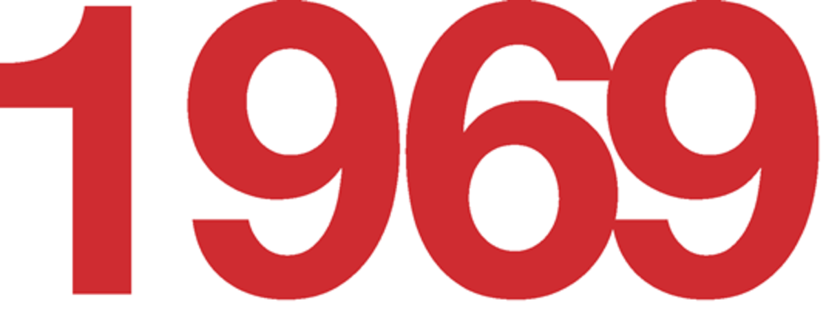 This article teaches you fun facts, trivia, and historical events from the year 1969.