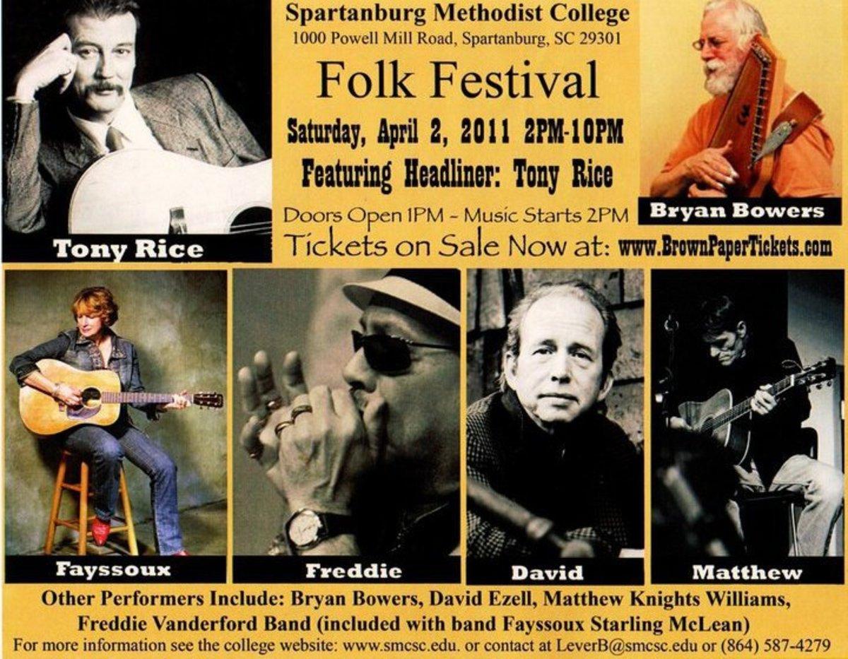 freddie vanderford plays festival