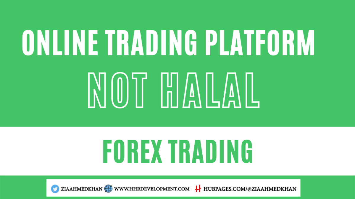 Forex Trading Not Halal
