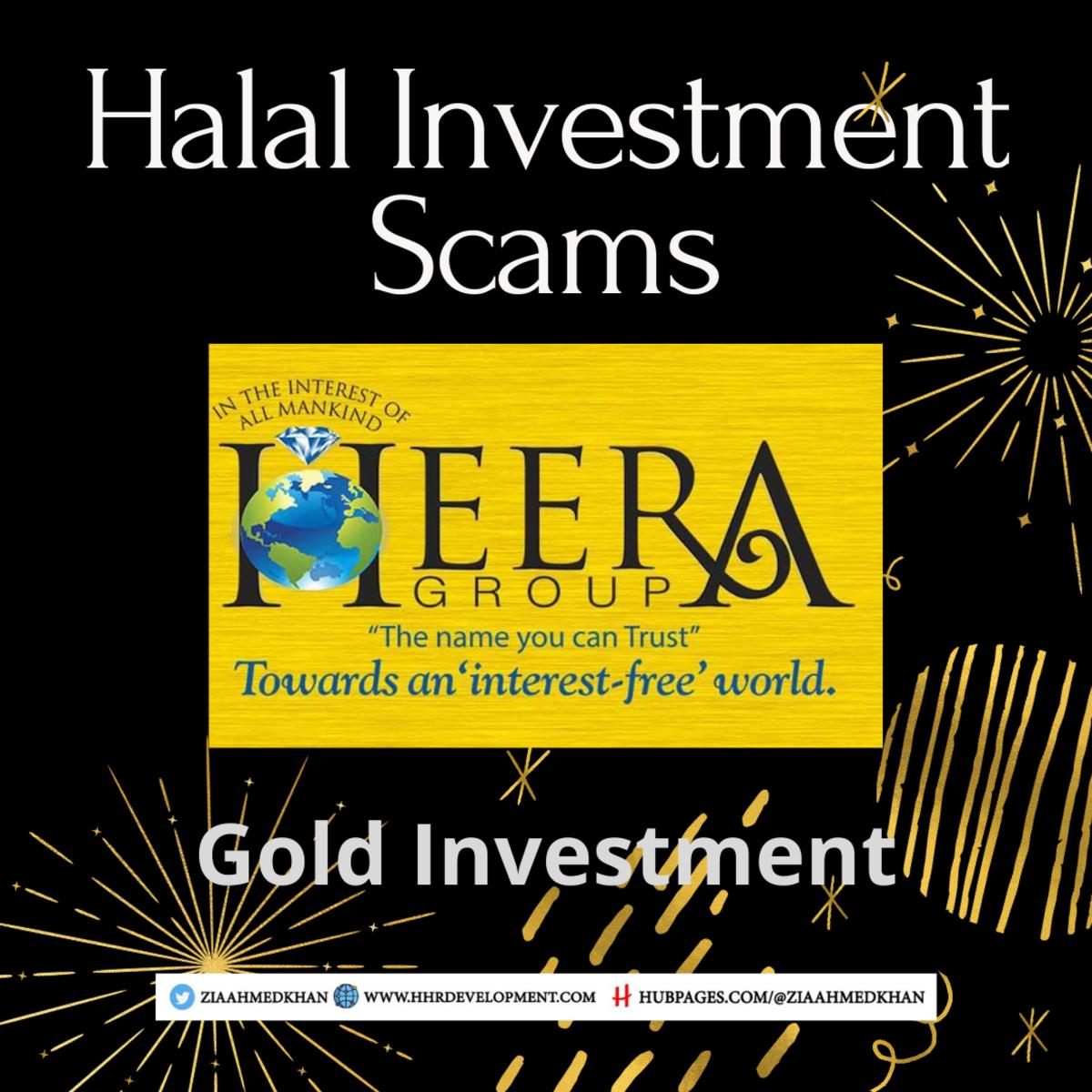 Halal Investment Scam