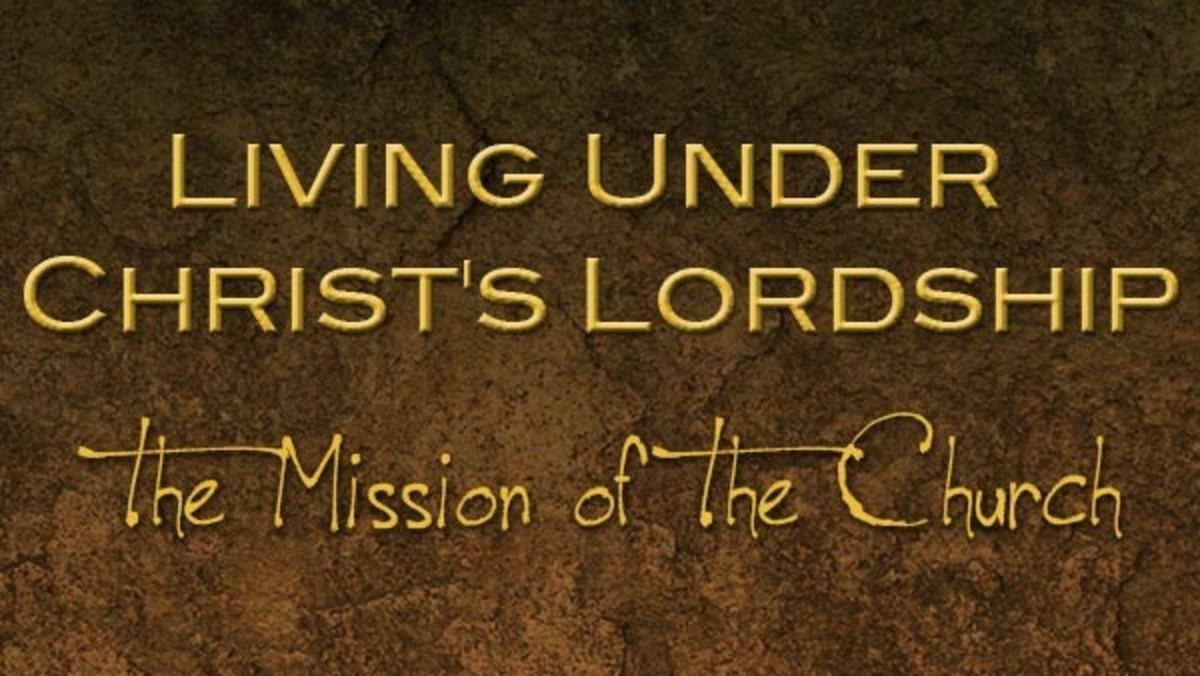 Essentials for Living Out Christ's Lordship
