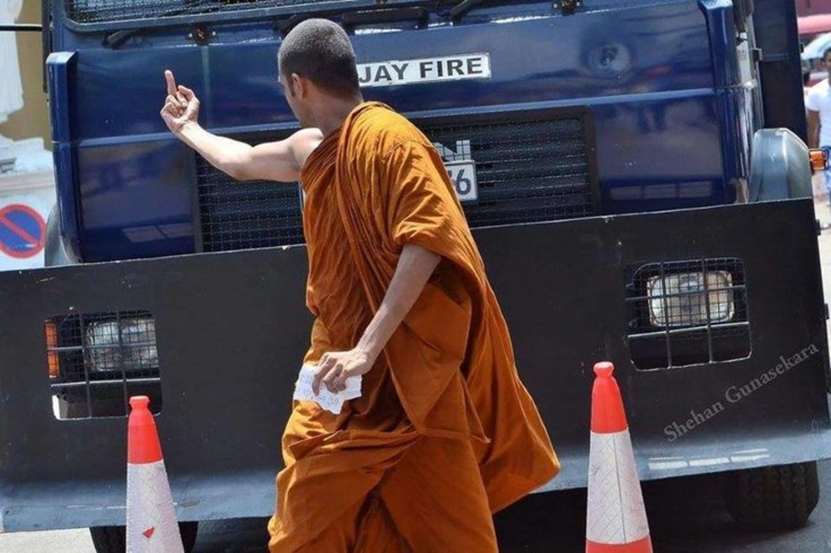 Streetwise dhamma - Intention, mother of all Karma